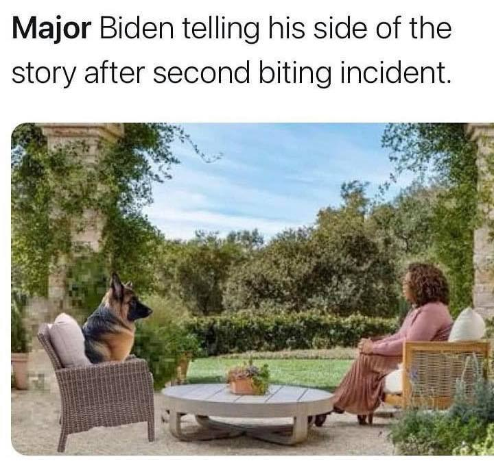Oprah Interviews Major Biden