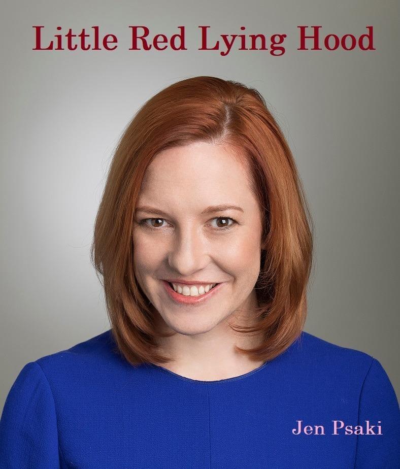 Little Red Lying Hood