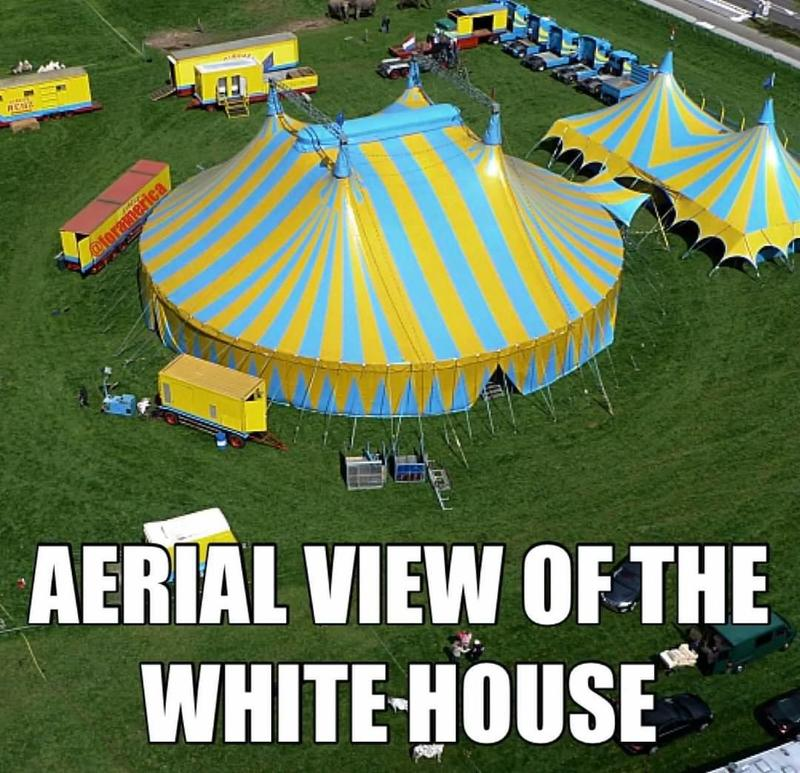 It's a Regular Circus in DC