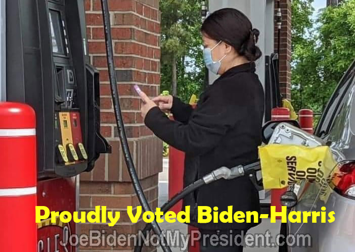 Proudly Voted For Joe & Ho