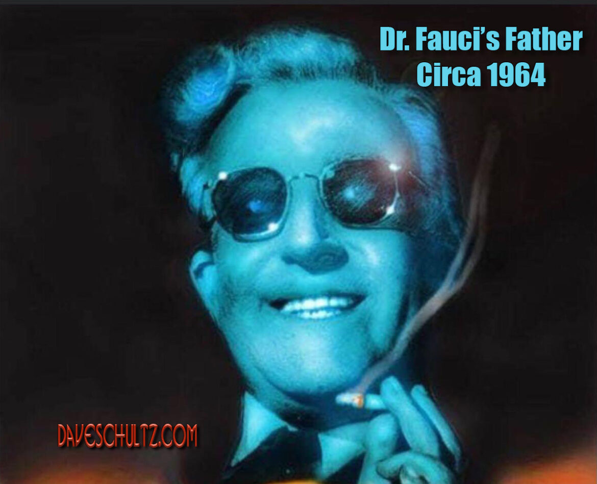Dr. Fauci's Father Was A Famous Doctor